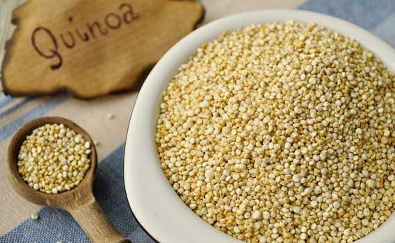 quinoa zucchine e limone