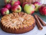 Torta di mele ecannella