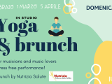 YOGA + brunch 100% bio e veg
